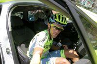Alberto Contador quitte le Tour de France au neuvième jour