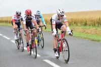 Markel Irizar et Andreas Schillinger ouvrent la route du Tour