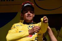 Greg Van Avermaet en jaune