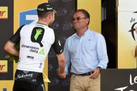 Mark Cavendish salue Bernard Hinault