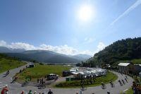 Le Tour de France entre en montagne