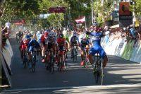 Fernando Gaviria règle le sprint à Villa Mercedes