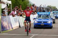 Peter Koning vainqueur d'étape