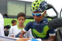 Nairo Quintana populaire en Amérique du Sud