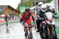 Tejay Van Garderen en difficulté au Tour de Suisse