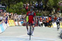 Pour la troisième année consécutive, Richie Porte s'impose au sommet du Mont Willunga