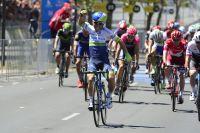 Caleb Ewan confirme qu'il est l'homme le plus rapide au Tour Down Under