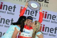 Simon Gerrans remporte le Tour Down Under pour la quatrième fois