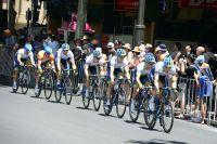 L'équipe Orica-GreenEdge impressionne sur le Tour Down Under