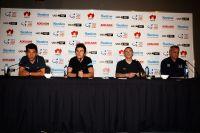 La conférence de presse du Tour Down Under