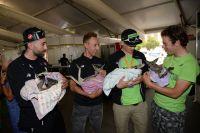 Moreno Moser et les Cannondale font du baby-sitting