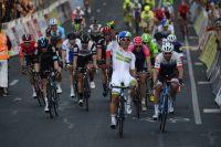Caleb Ewan assure la relève du sprint australien