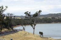 Les peloton sur les routes australiennes