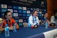 De Jong, nouvelle étoile du cross féminin