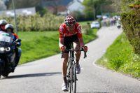 Tim Wellens seul à l'attaque sur les routes de l'Amstel Gold Race
