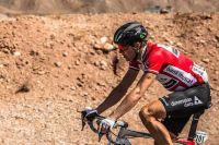 Edvald Boasson-Hagen souffre de la chaleur au Tour d'Oman