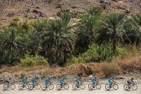 L'équipe Astana emmène le peloton du Tour d'Oman