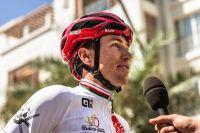 Brendan Canty, révélation du Tour d'Oman