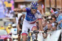Thibaut Pinot surpasse Contador