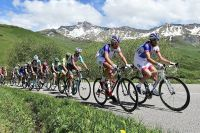 FDJ pour le Giro