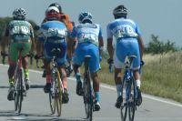 Les coureurs sud-américains à la fête au Tour de San Luis