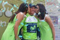 Dayer Quintana monte sur le podium