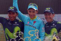 Miguel-Angel Lopez devance les frères Quintana