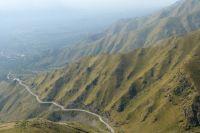 La montagne du Tour de San Luis