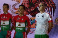 Au Tour de San Luis, Bruno Roussel dirige la sélection mexicaine