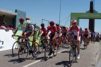 Premiers coups de pédale au Tour de San Luis