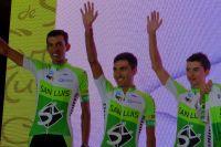 L'équipe San Luis