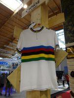 Un maillot de champion du monde rétro