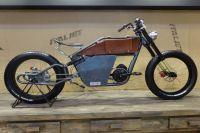 Un vélo aux allures de moto