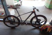 Un vélo de route