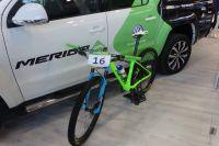 Un VTT olympique de Merida