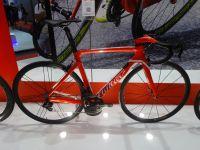 Le premier vélo avec un bloc cintre-potence fabriqué par Wilier