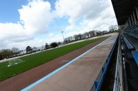 Le mythique vélodrome de Roubaix