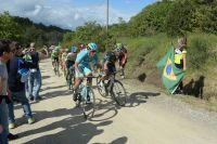 Nibali et Valverde, les plus actifs pour distancer Dumoulin