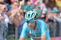 Vincenzo Nibali, grand perdant de la 16ème étape