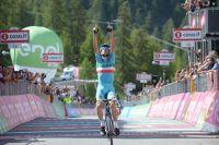 Vincenzo Nibali s'impose à Risoul et renverse le Giro