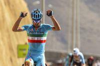 Quatre ans après sa première victoire, Vincenzo Nibali s'impose à nouveau à la Montagne Verte