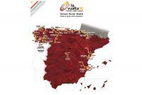Le parcours de la Vuelta 2016