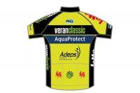 Le maillot de l'équipe WB Veranclassic-Aqua Protect