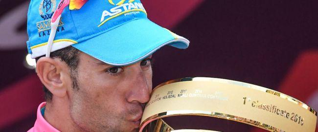 Le Giro pour Vincenzo Nibali
