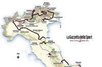 Les profils du Giro 2017