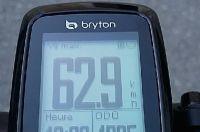Test du compteur Bryton Rider 100