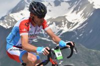 William Turnes sur la Marmotte