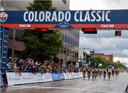 1ère étape Colorado Classic 2017
