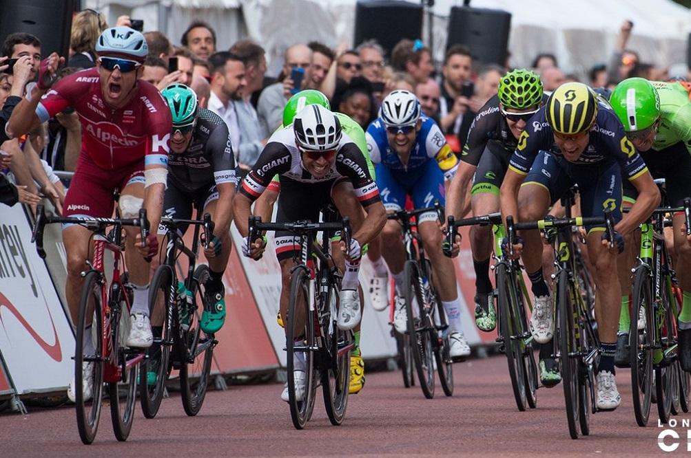 Alexander Kristoff remporte la RideLondon Classique