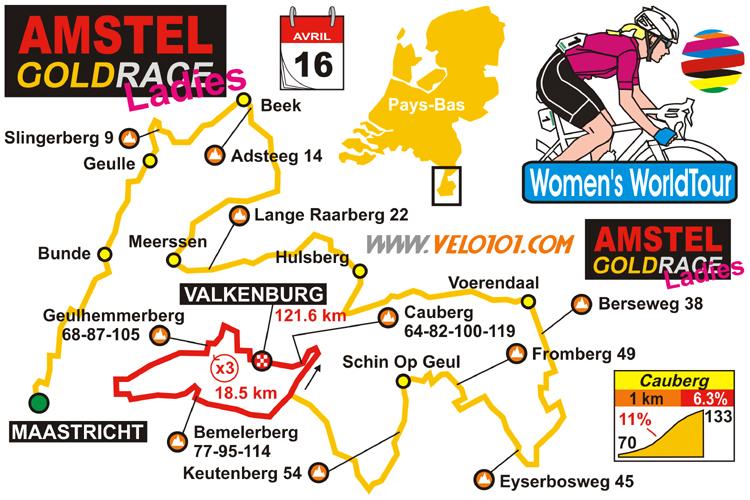 Amstel Gold Race Ladies 2017 v2